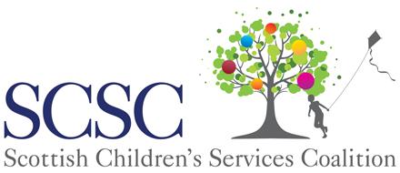 Scottish Children's Services Coalition lOGO